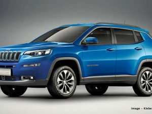 44 The Jeep Compass Facelift 2020 Interior