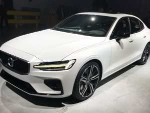 44 The New Volvo 2019 History