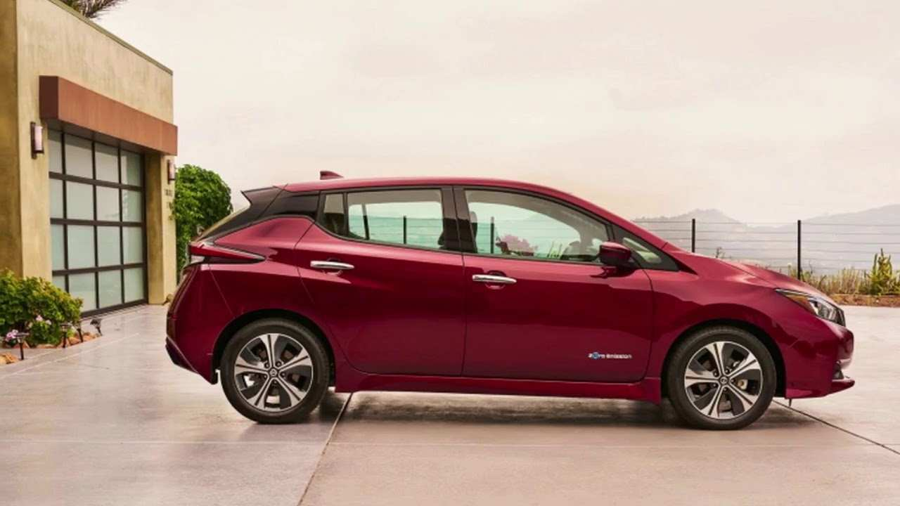 44 The Nissan Leaf 2019 60 Kwh Overview