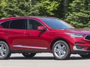45 A 2019 Acura Rdx Changes Release
