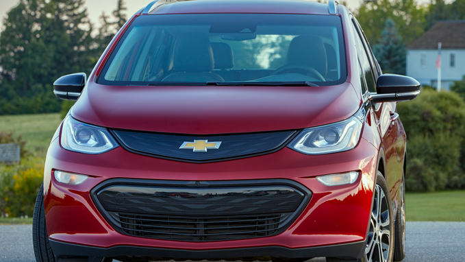 45 A 2020 Chevrolet Bolt Ev Concept And Review
