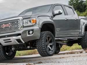 45 A 2020 Gmc Canyon History