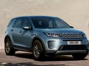45 A 2020 Land Rover Discovery Sport Specs and Review