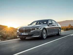 45 A BMW 5 Series Lci 2020 Speed Test