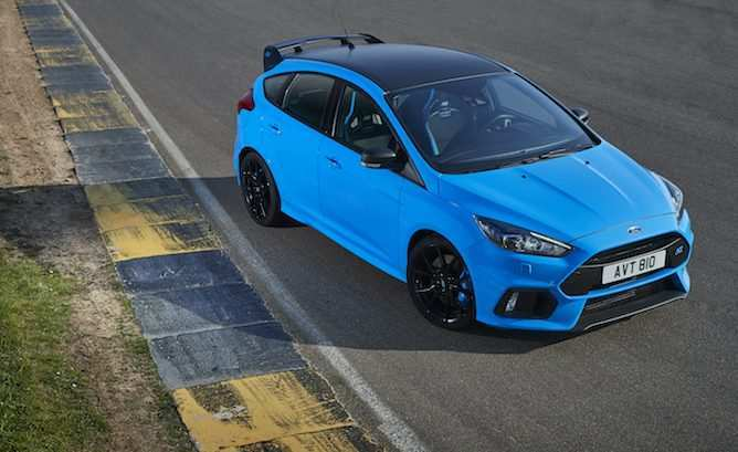 45 A Ford Focus Rs 2020 Configurations