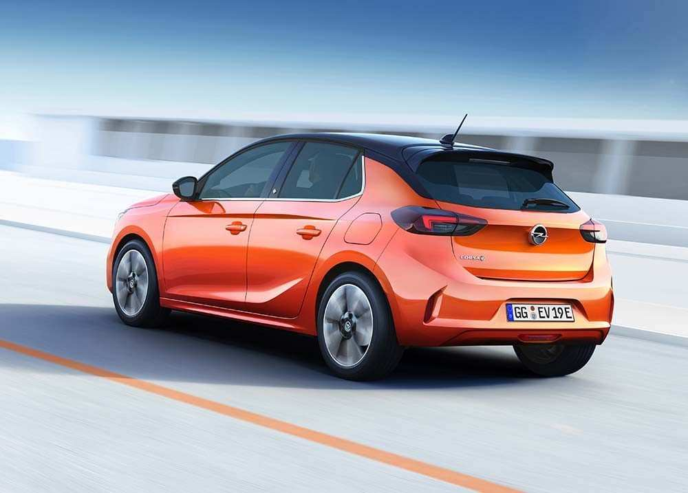 45 A Future Opel Astra 2020 Images