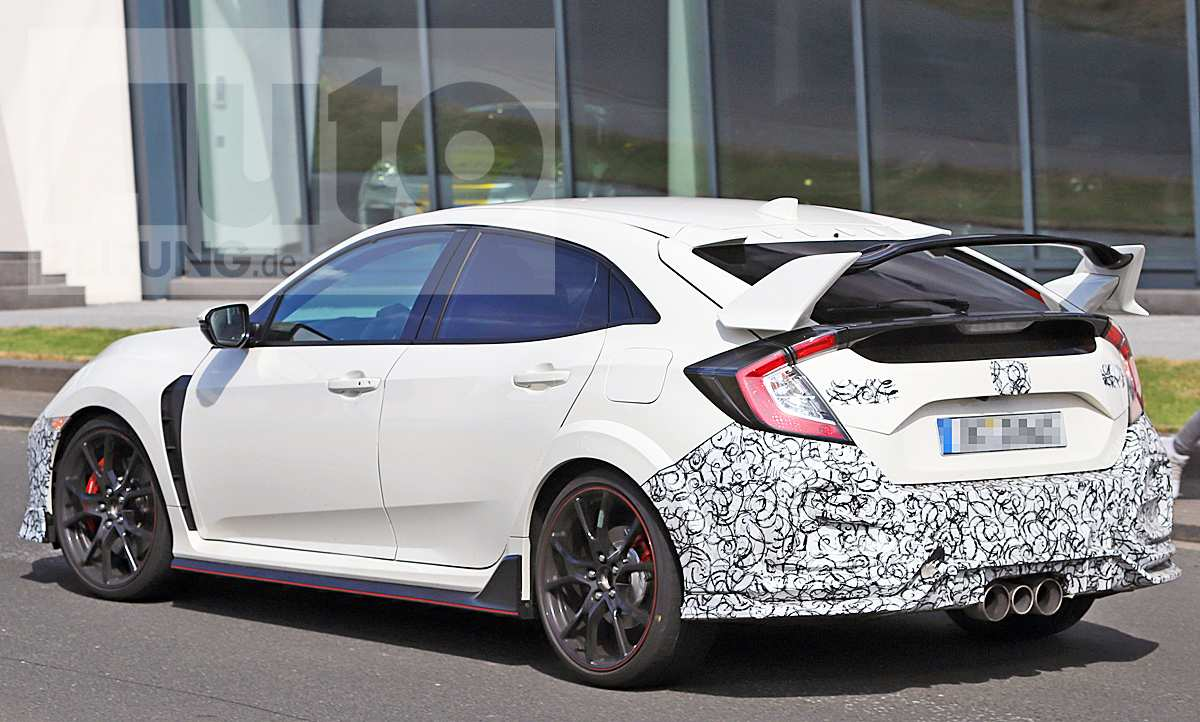 45 A Honda Type R 2020 Images