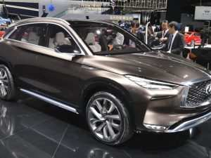 45 A Infiniti Qx60 New Model 2020 Release Date and Concept