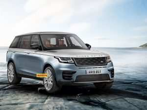 45 A Jaguar Land Rover Electric Cars 2020 Images