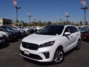 45 A Kia Sorento 2019 White Research New