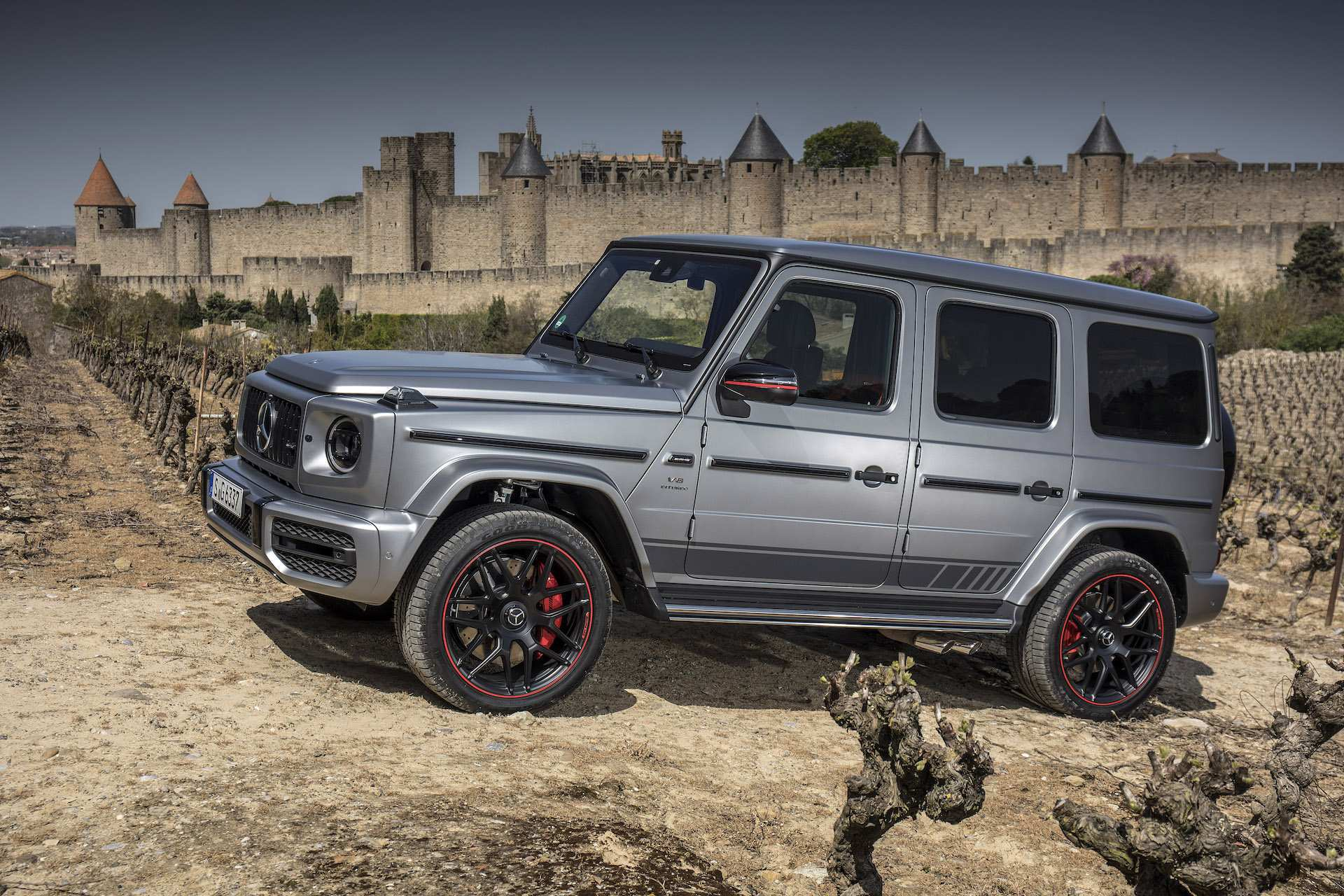 45 A Mercedes 2019 G Wagon Price And Review