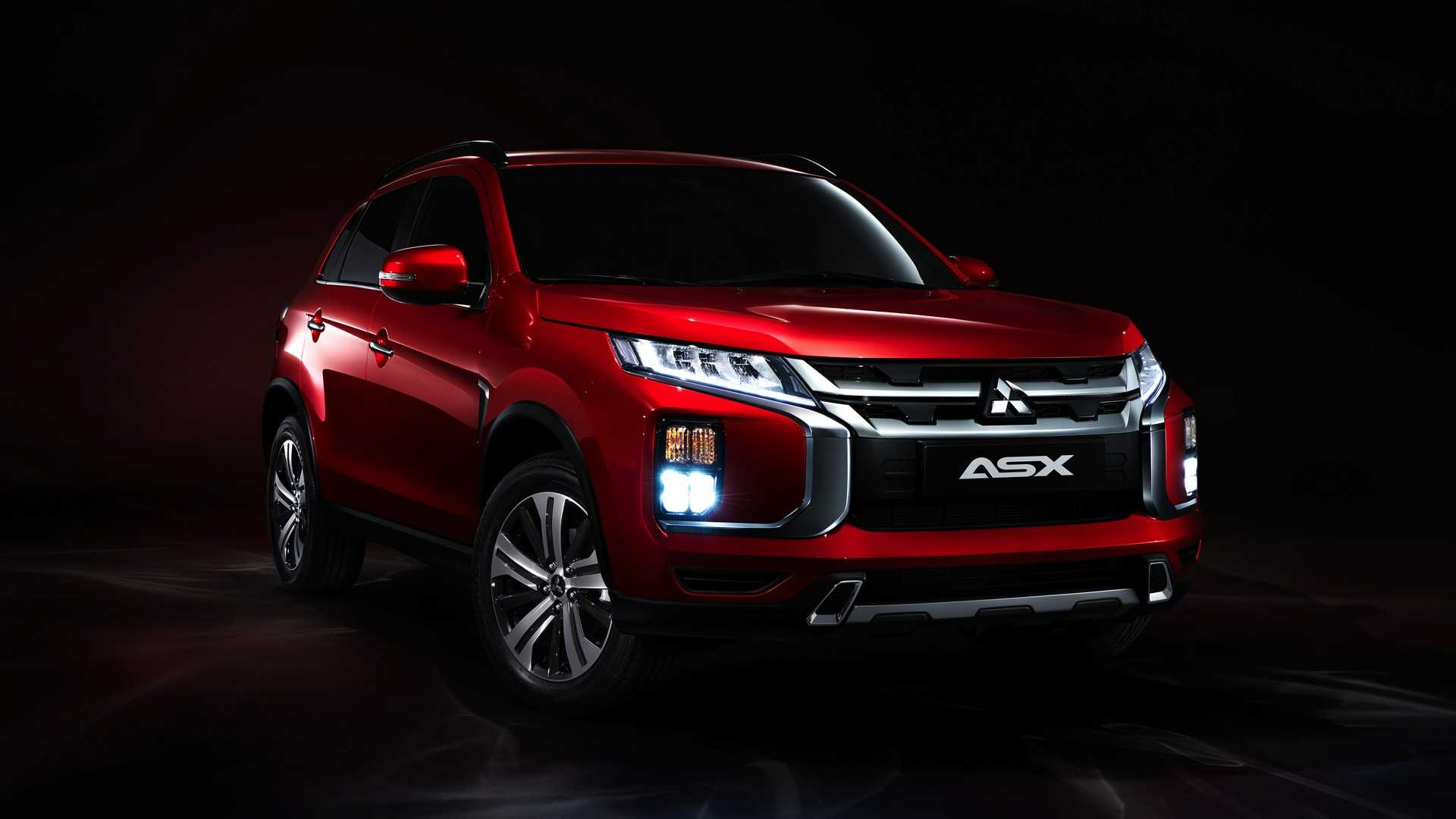 45 A Mitsubishi New Cars 2020 Redesign And Review
