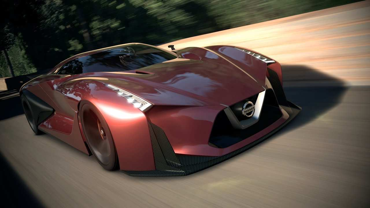 45 A Nissan 2020 Gran Turismo Pictures