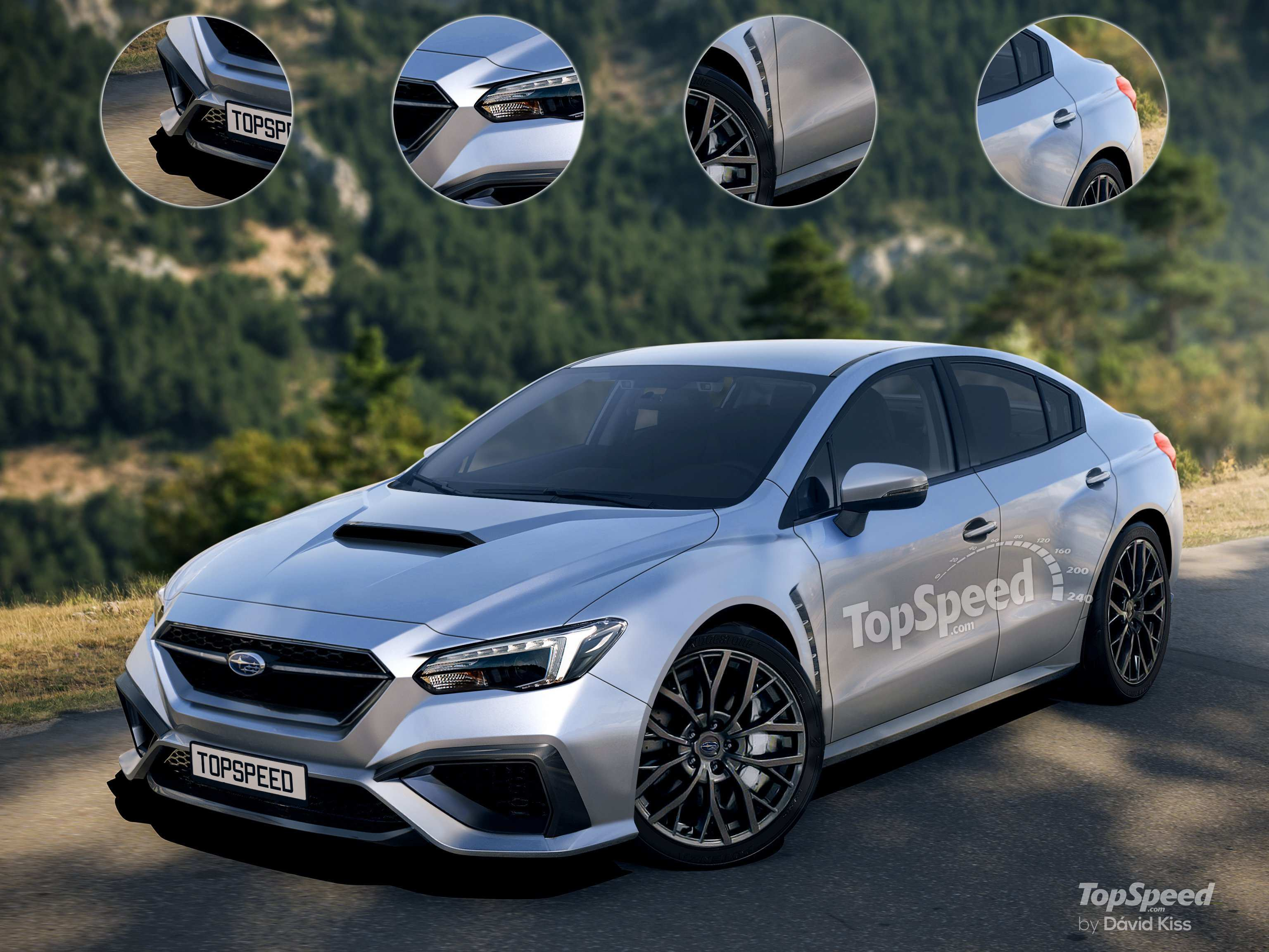 45 A Subaru New Models 2020 Concept and Review