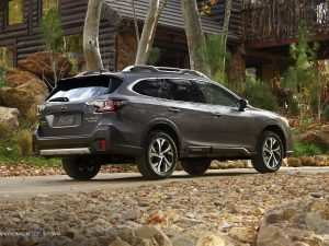45 A Subaru Usa 2020 Outback Speed Test
