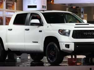 Toyota Tundra 2020 Release Date
