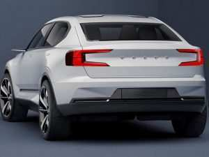 45 A Volvo Hibridos 2019 Spy Shoot