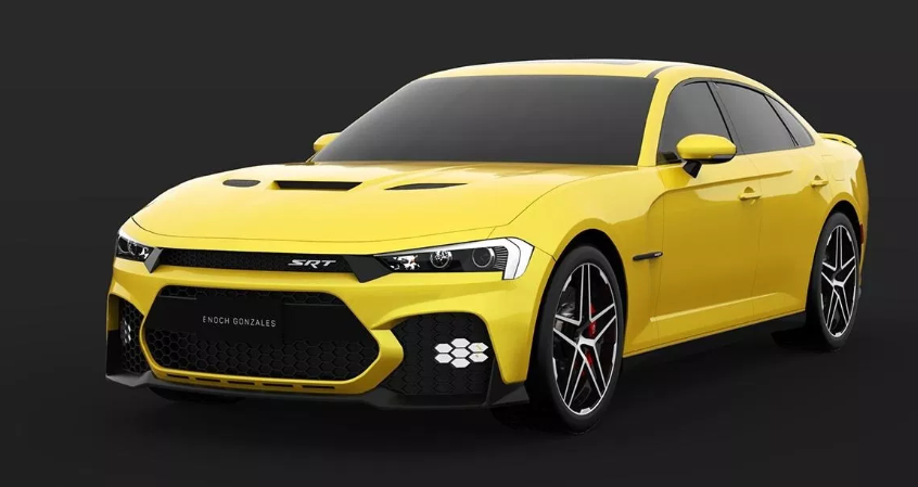 45 A What Does The 2020 Dodge Charger Look Like First Drive
