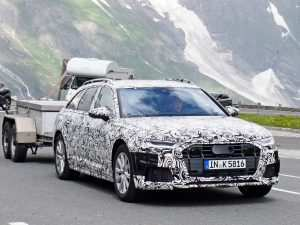 45 All New 2019 Audi A6 Release Date Usa Concept and Review