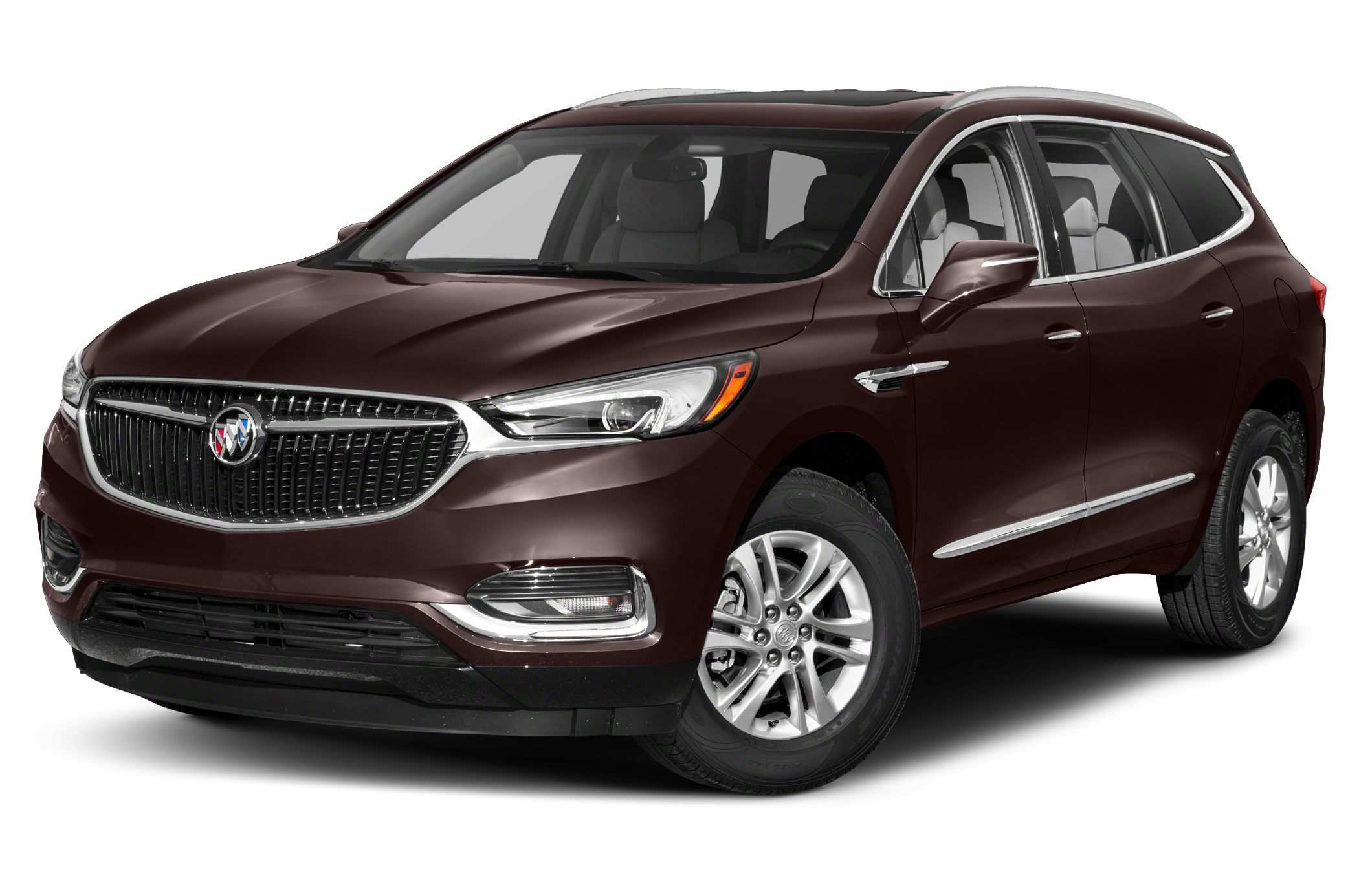 45 All New 2019 Buick Enclave First Drive