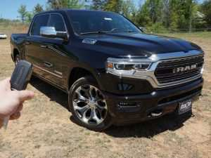 45 All New 2019 Dodge Ram 1500 Review Pricing