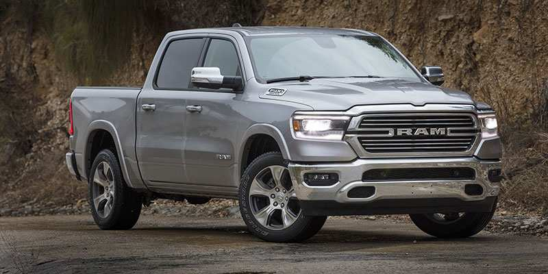 45 All New 2019 Dodge Ram Front End First Drive