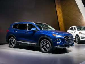 45 All New 2019 Hyundai Crossover Research New