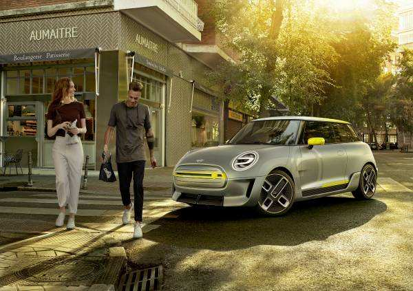 45 All New 2019 Mini Electric Spesification