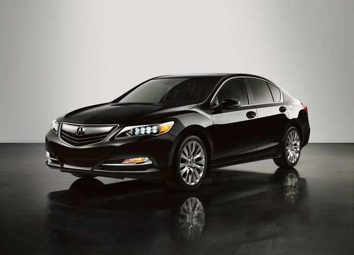 45 All New 2020 Acura Rlx Release Date Price Design And Review