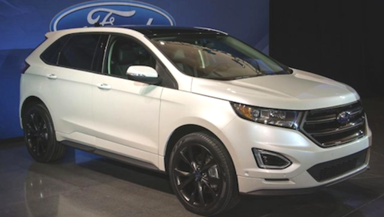 45 All New 2020 Ford Edge Redesign And Concept