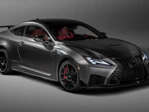 45 All New 2020 Lexus Rc F Track Edition Price Configurations
