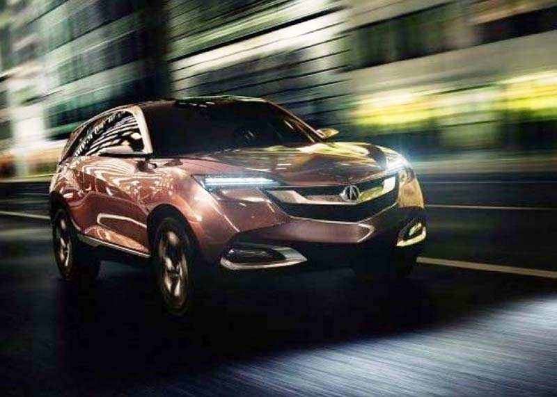 45 All New All New Acura Mdx 2020 First Drive