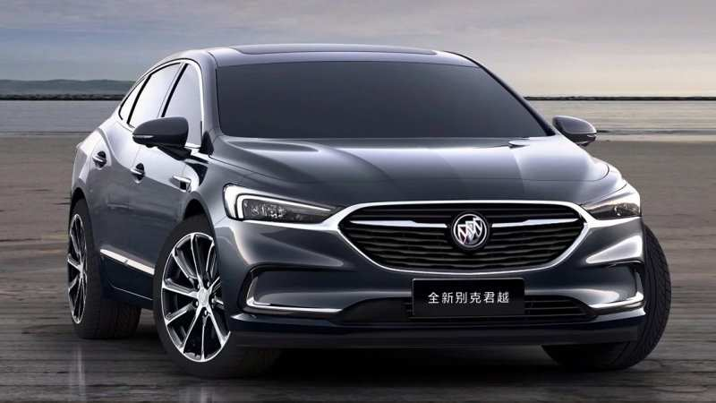 45 All New Buick New Cars 2020 Release Date