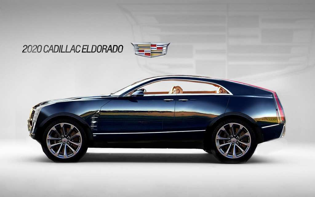 45 All New Cadillac Coupe 2020 Redesign