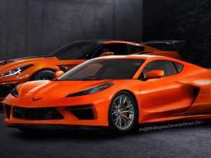 45 All New Chevrolet Corvette C8 2020 Spy Shoot