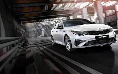 45 All New Kia K5 2019 Price Design And Review