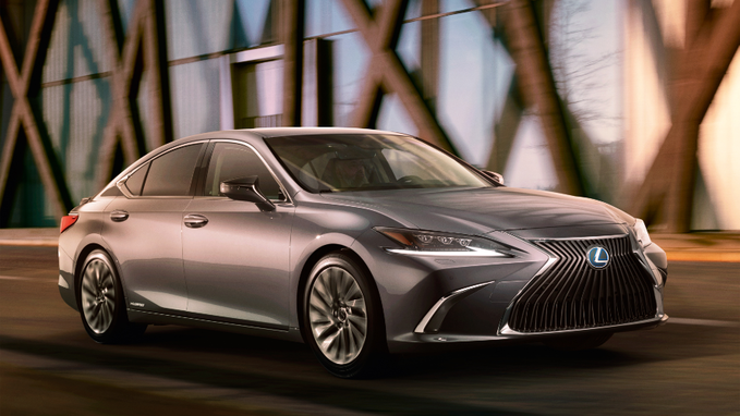 45 All New Lexus For 2020 Picture