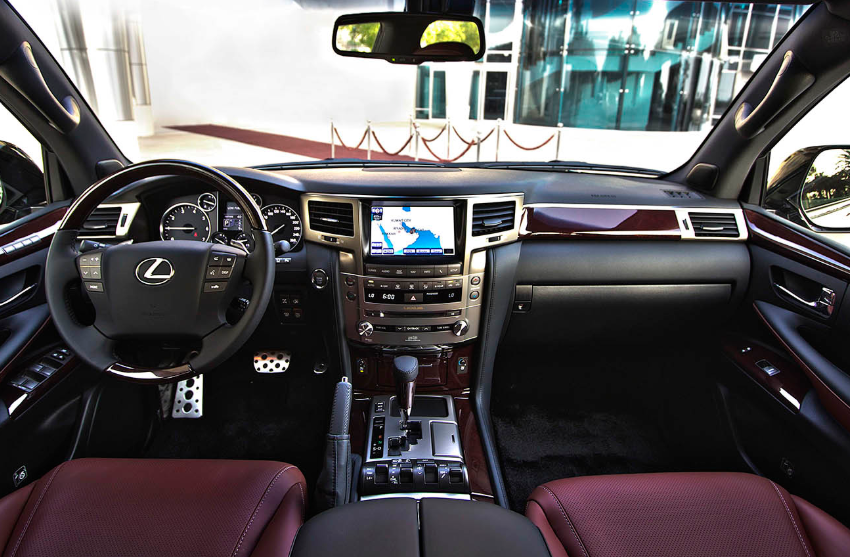 45 All New Lexus Lx 570 Model 2020 Price And Release Date