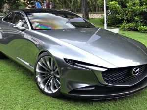 45 All New Mazda Vision Coupe 2020 Redesign and Review