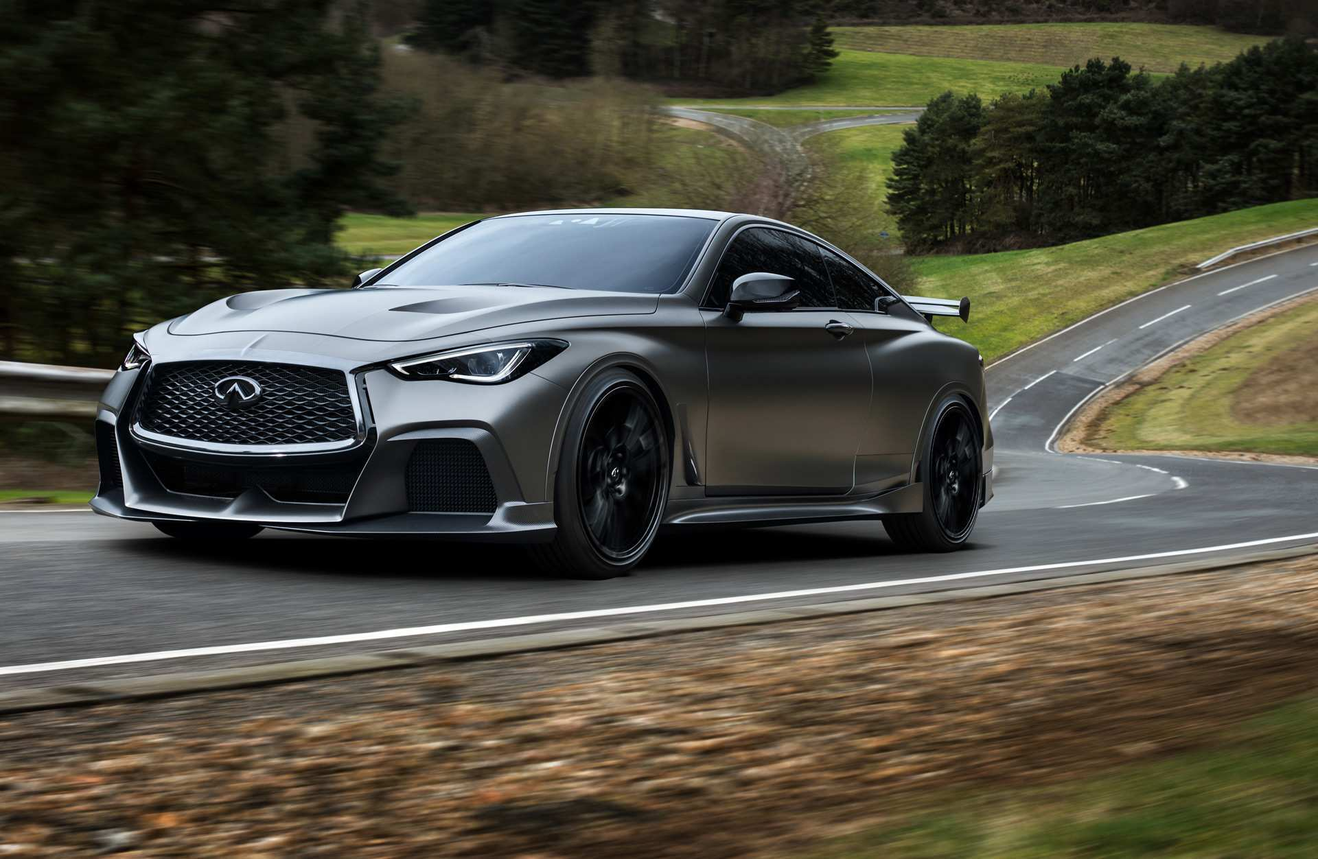 45 All New New Infiniti Coupe 2020 Spy Shoot