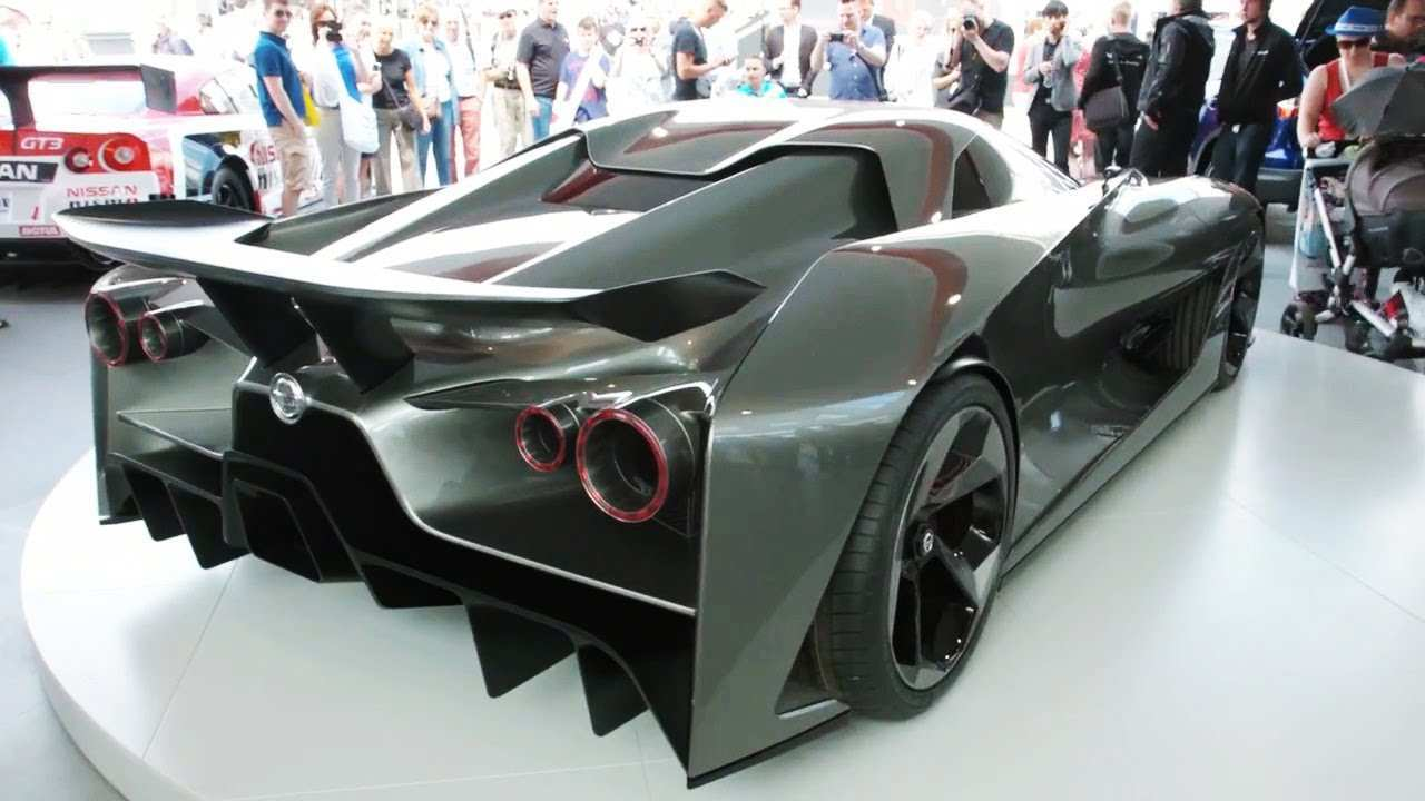45 All New Nissan Concept 2020 Interior Price And Review