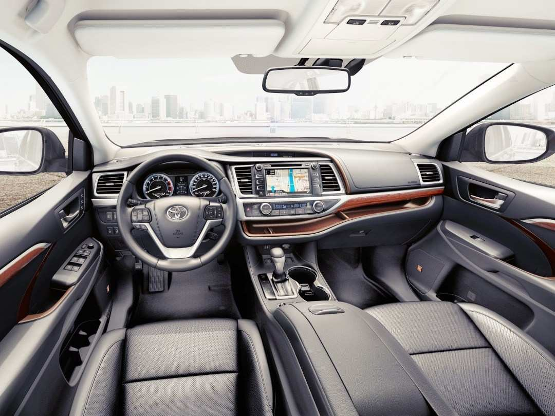 45 All New Toyota Kluger 2020 Interior Price