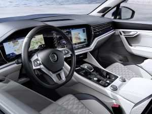 45 All New Vw Touareg 2019 Interior Pictures