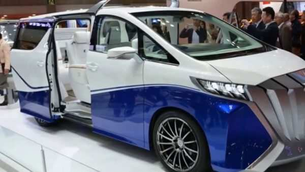 45 Best 2020 Toyota Alphard Picture