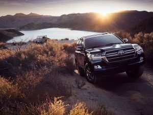 2020 Toyota Land Cruiser 200