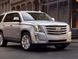 45 Best Cadillac Escalade 2020 Release Date Review