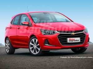 45 Best Chevrolet Novo Onix 2020 Redesign and Review