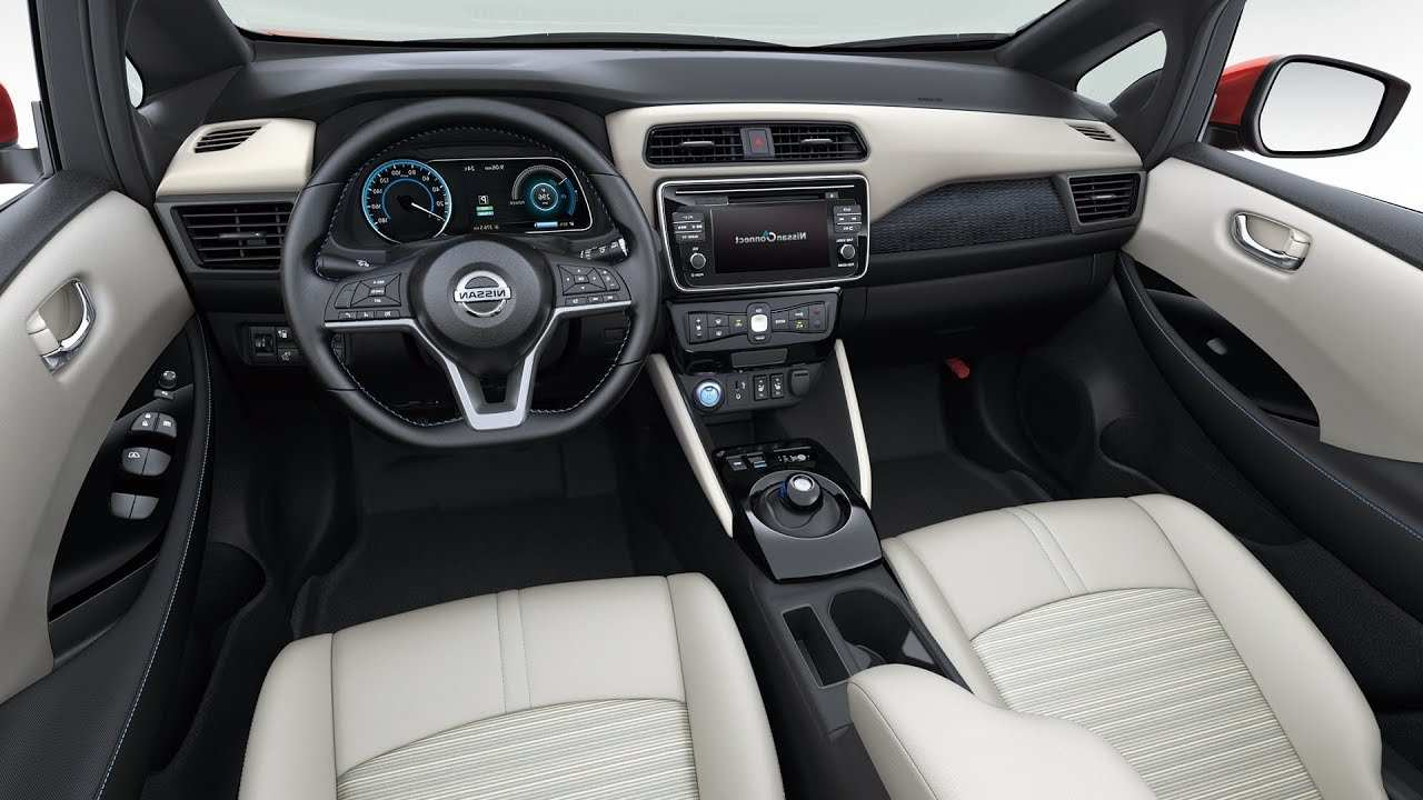 45 Best Nissan Leaf 2020 Interior Concept