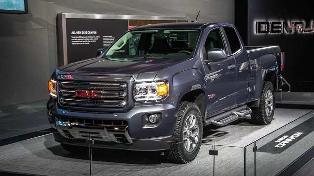 45 New 2019 Gmc Canyon All Terrain Research New