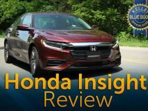 45 New 2019 Honda Insight Review Spy Shoot